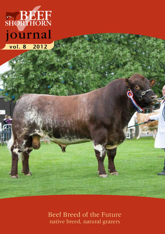 Beef Shorthorn Journal 2012 By Alan Peedle Issuu