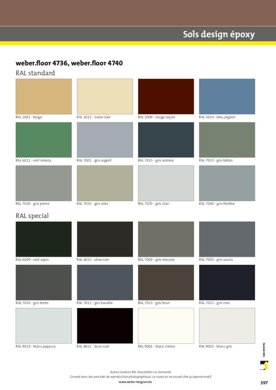 E guide weber 2012 by weber page 399 issuu - Nuancier de gris ...