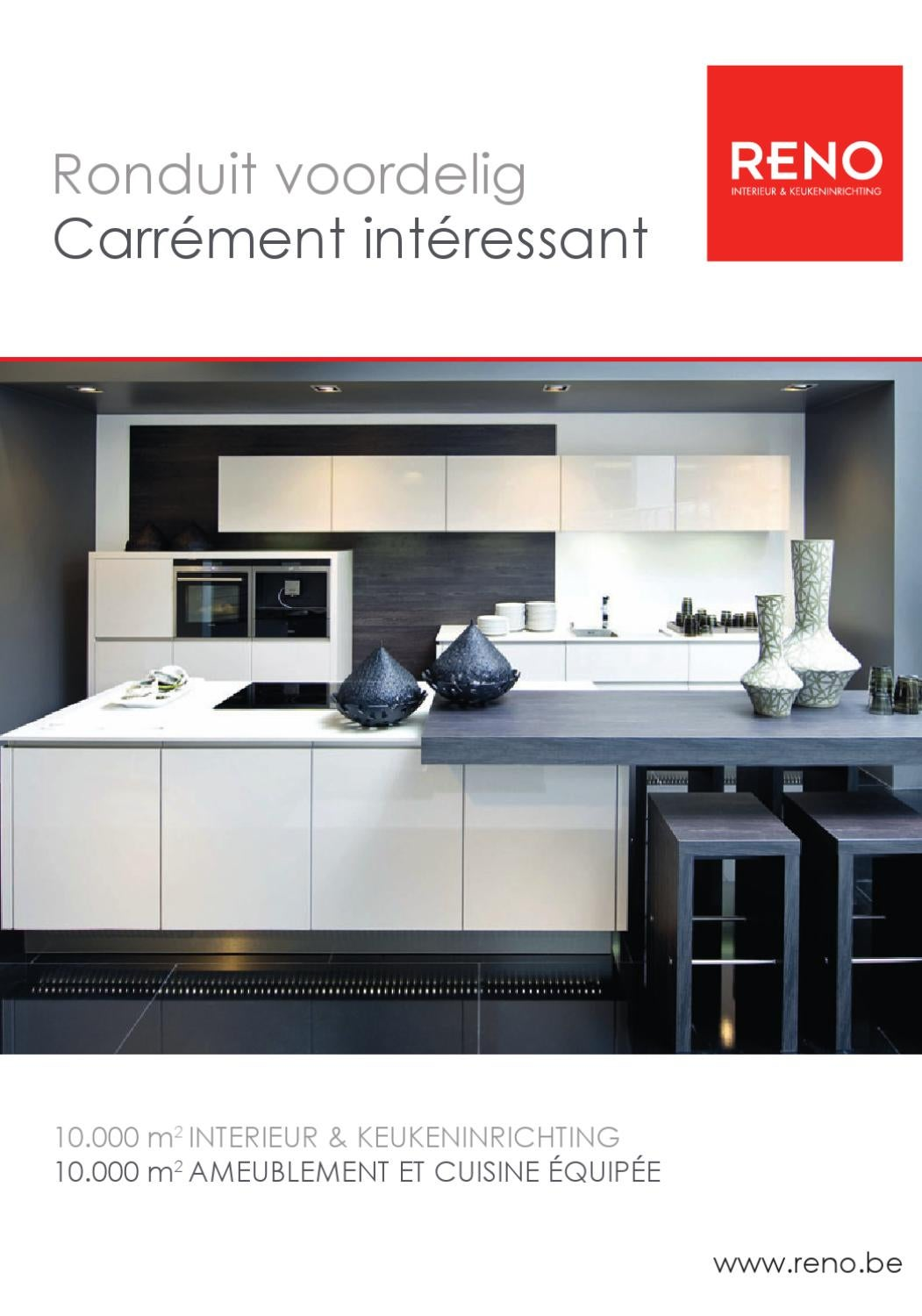 Reno interieur by uw brochure issuu for Catalogue design interieur