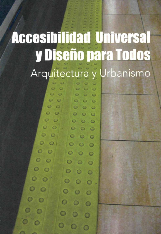 accesibilidad universal y dise o para todos arquitectura