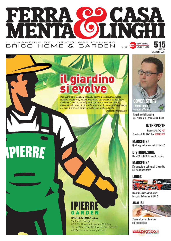 Ferramenta e casalinghi dicembre 2011 by collins srl issuu for Brico arreda srl