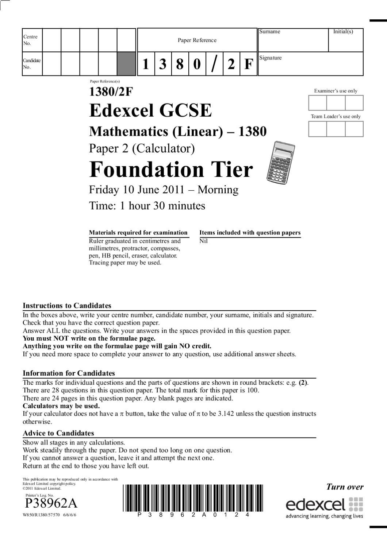 edexcel gcse maths mark schemes november 2013