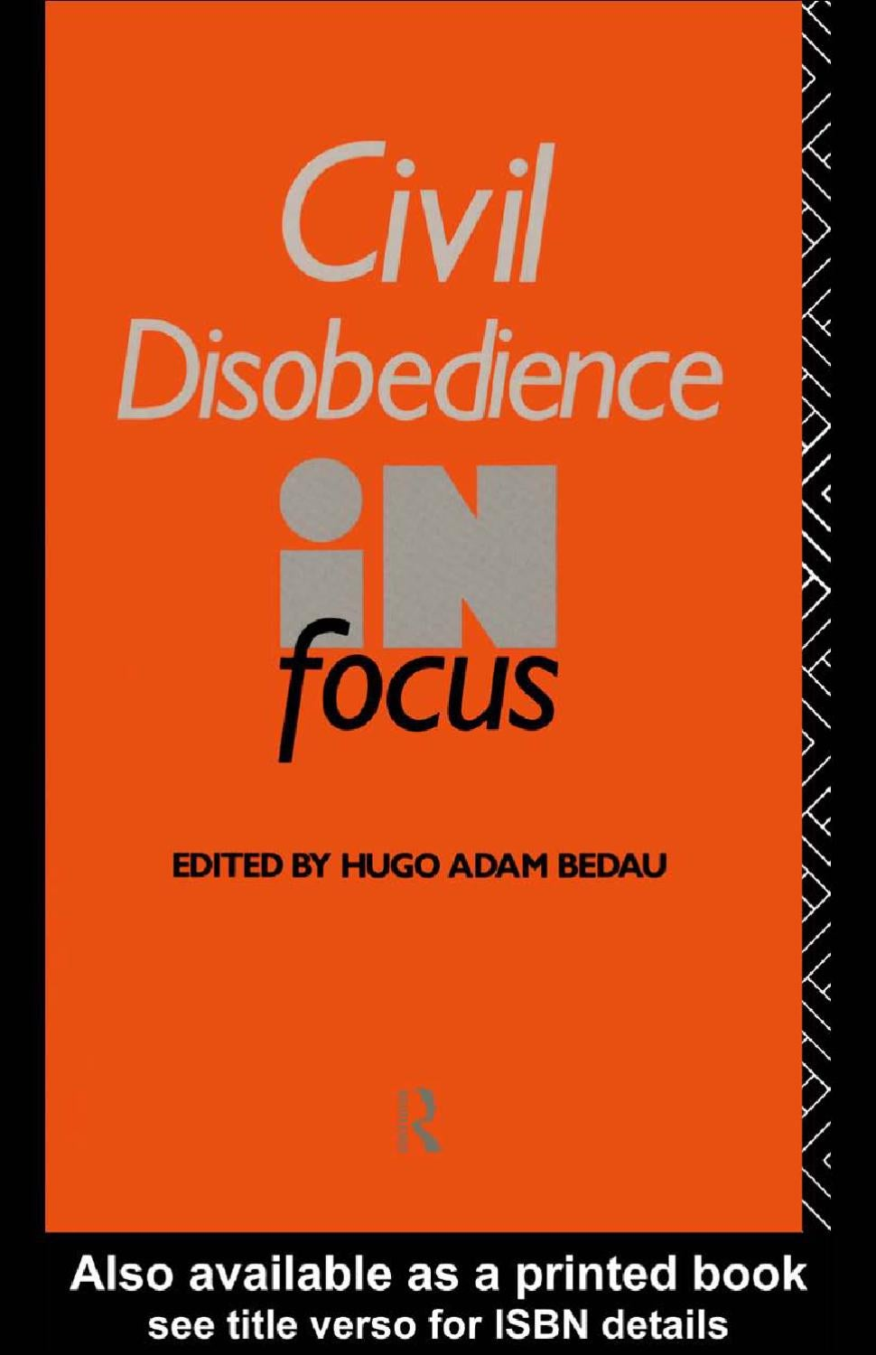 civil disobedience in focus by mohamed aouf issuu