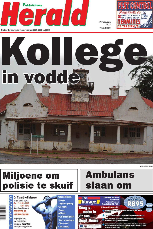 Potchefstroom herald 14 nov 2014 by potchefstroomherald   issuu