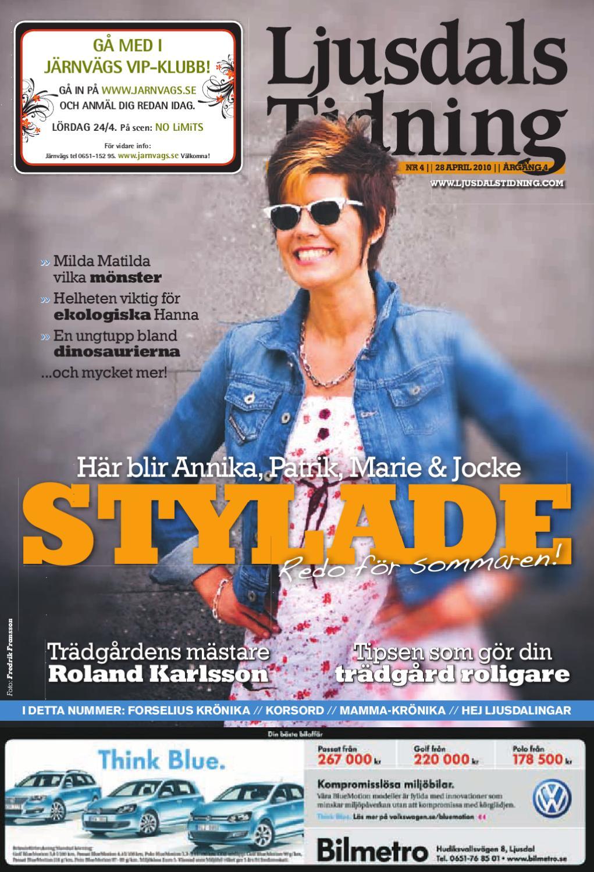 Ljusdals Tidning nr 4 / 2010 by Hälsinge Allehanda - issuu