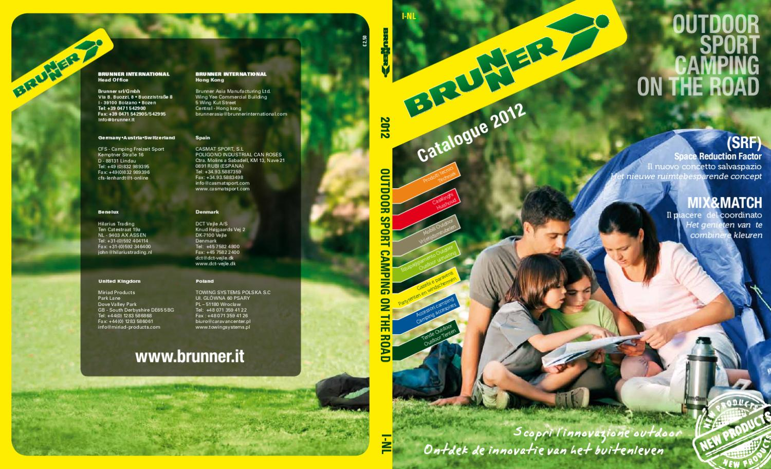 Catalogo Brunner IT NL by netech srl - issuu
