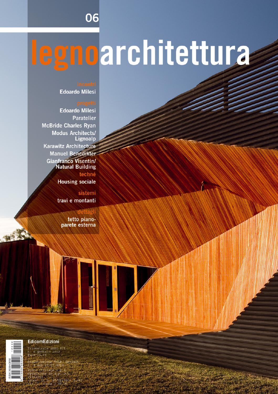 legnoarchitettura 10 by EdicomEdizioni - issuu