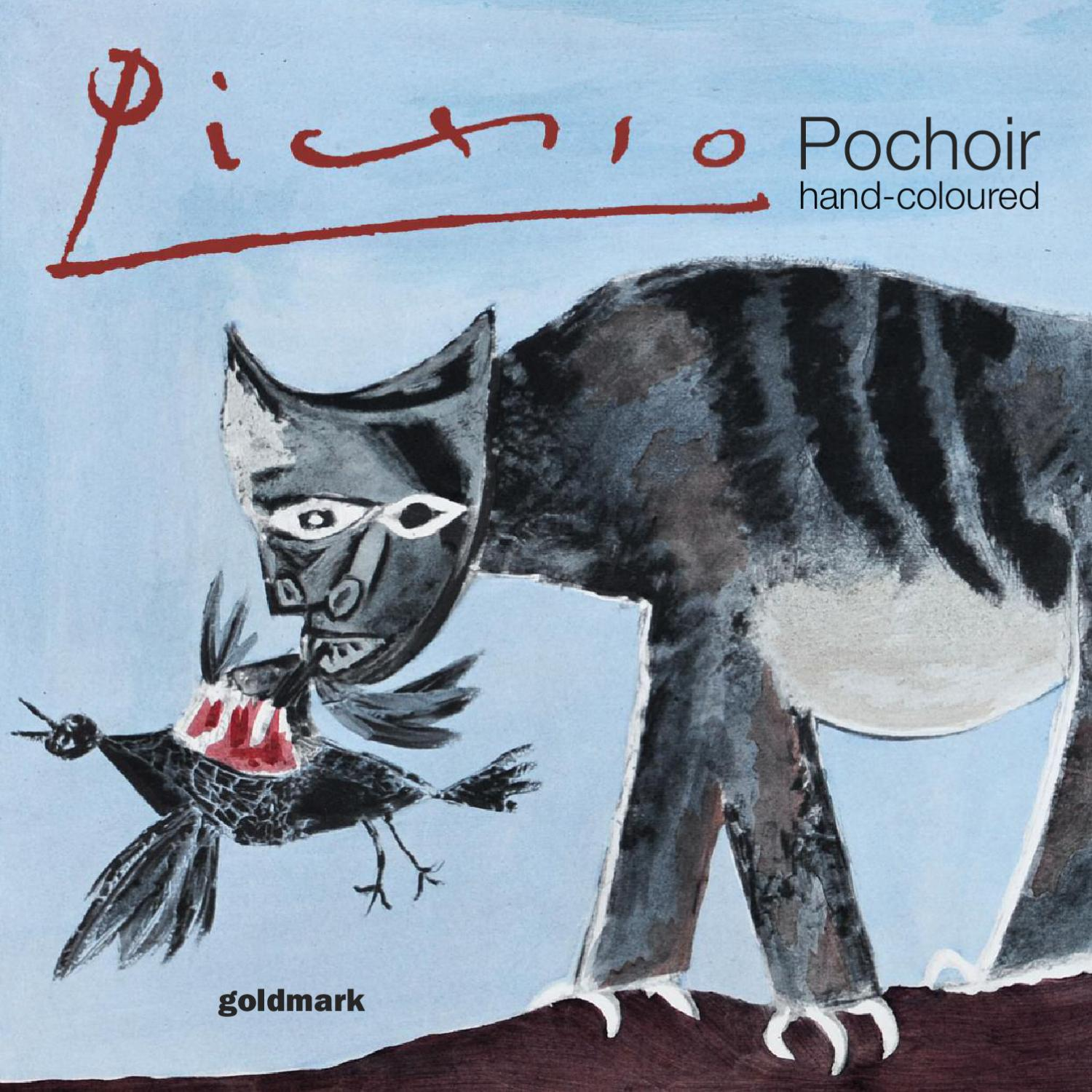 Picasso pochoir by goldmark gallery issuu for Pochoir prints for sale