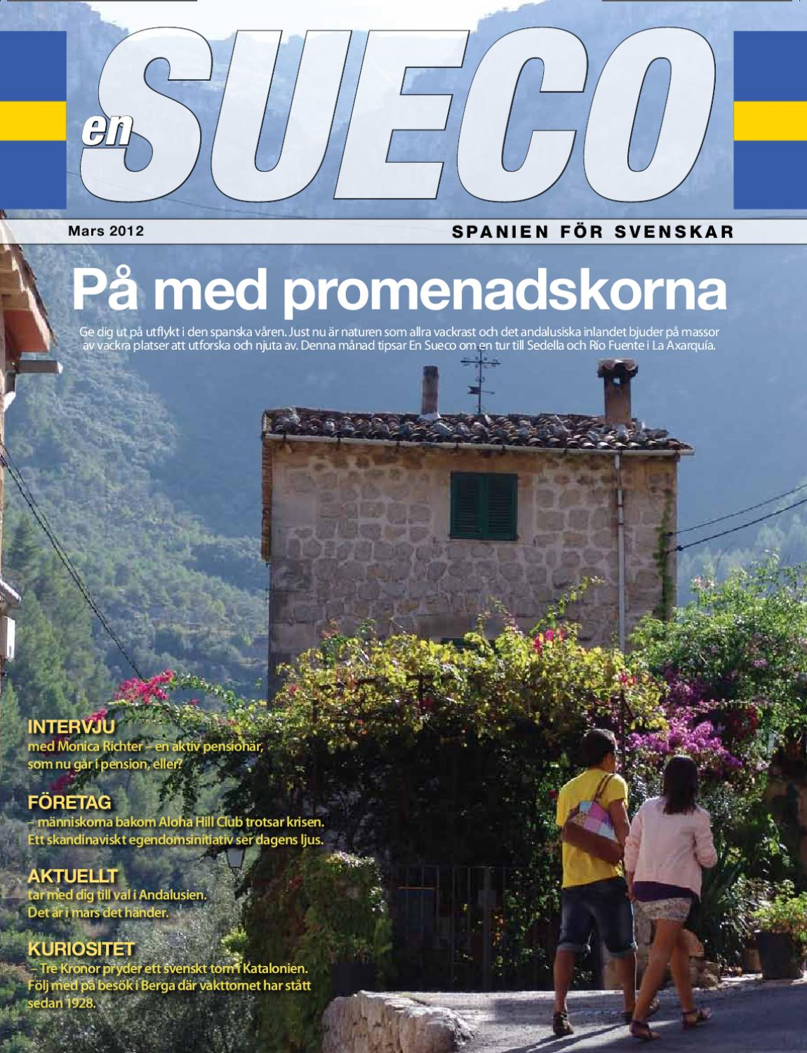 Jan 2015 by Svenska Magasinet, Spanien - issuu