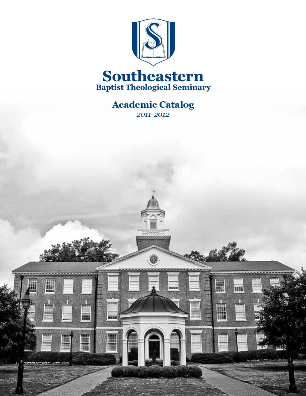liberty baptist theological seminary Southeastern baptist theological seminary (sebts) is a seminary of the southern baptist convention (sbc), created to meet a need in the sbc's east coast region it was voted into existence on may 19, 1950.