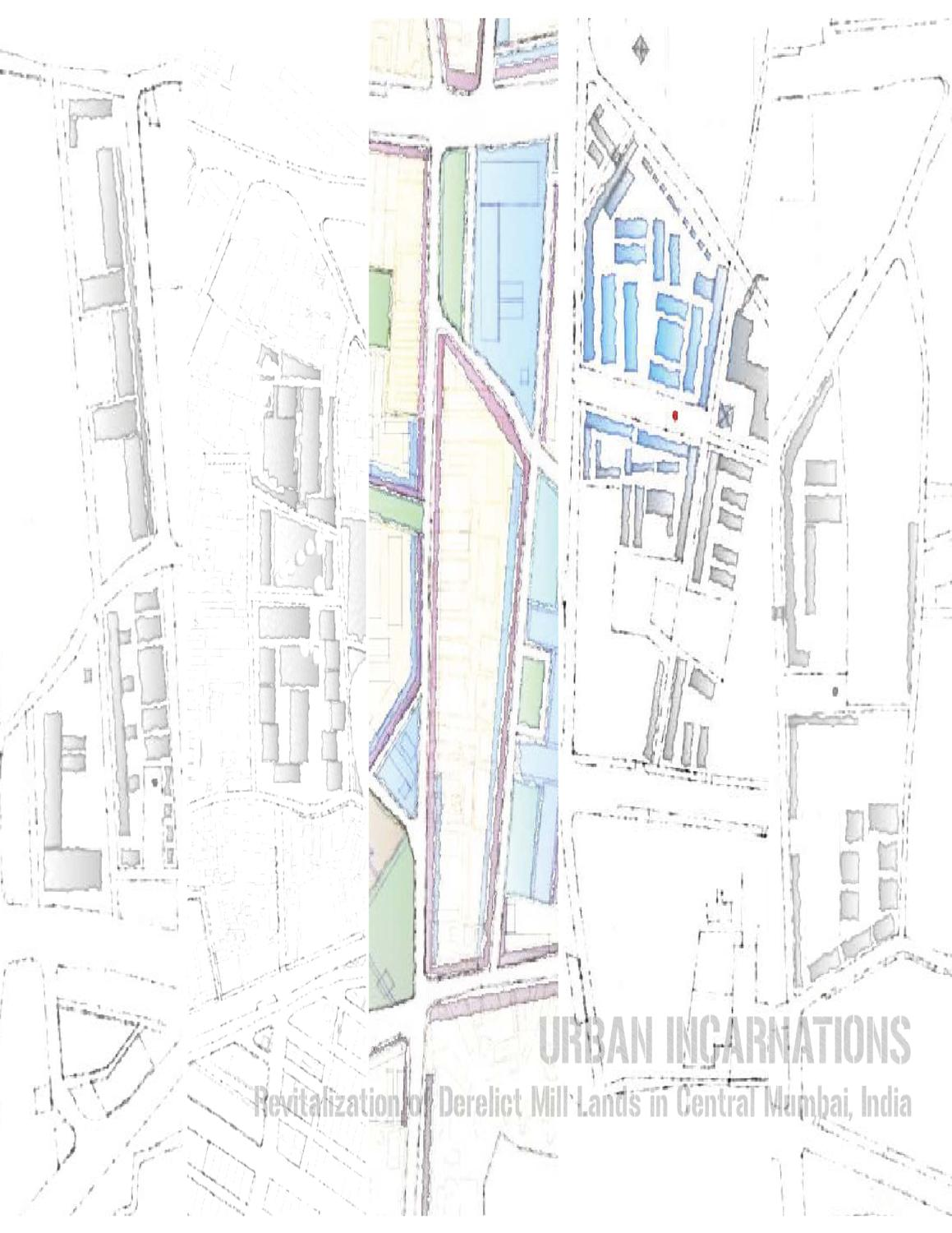 Urban Incarnations Adaptive Reuse Of Derelict Mill Lands