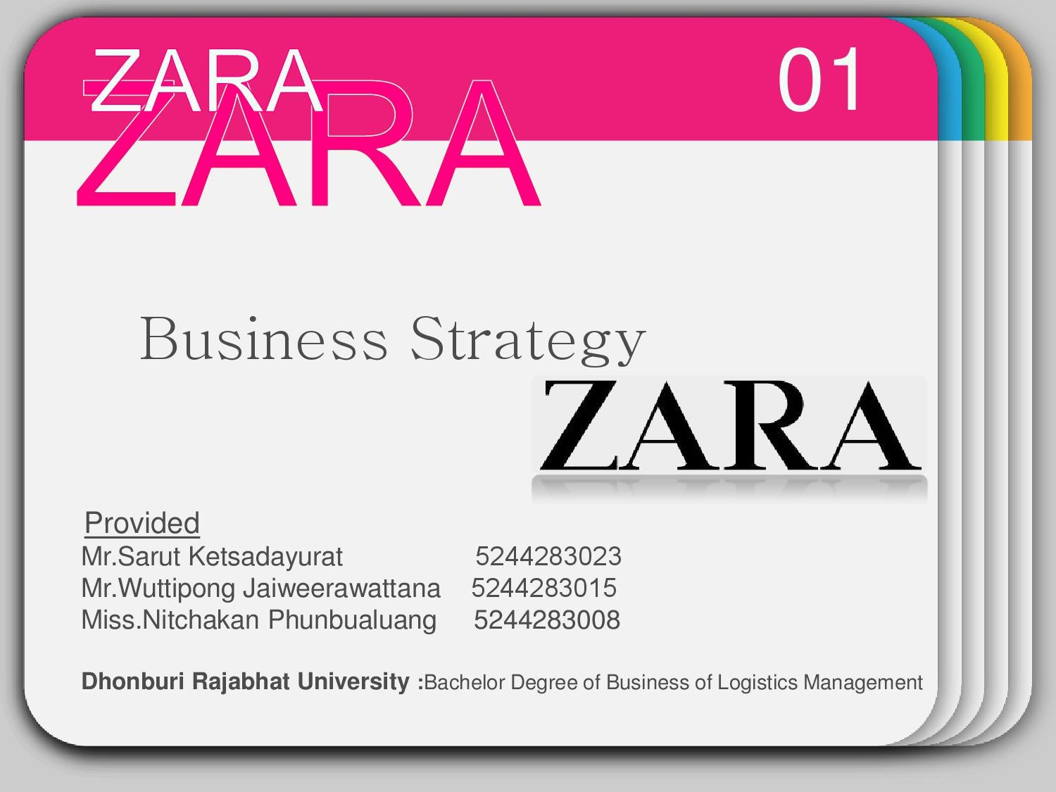 zara strategic analysis anil nembang zara case study odyssey  business strategy zara by sarut ketsadayurat issuu