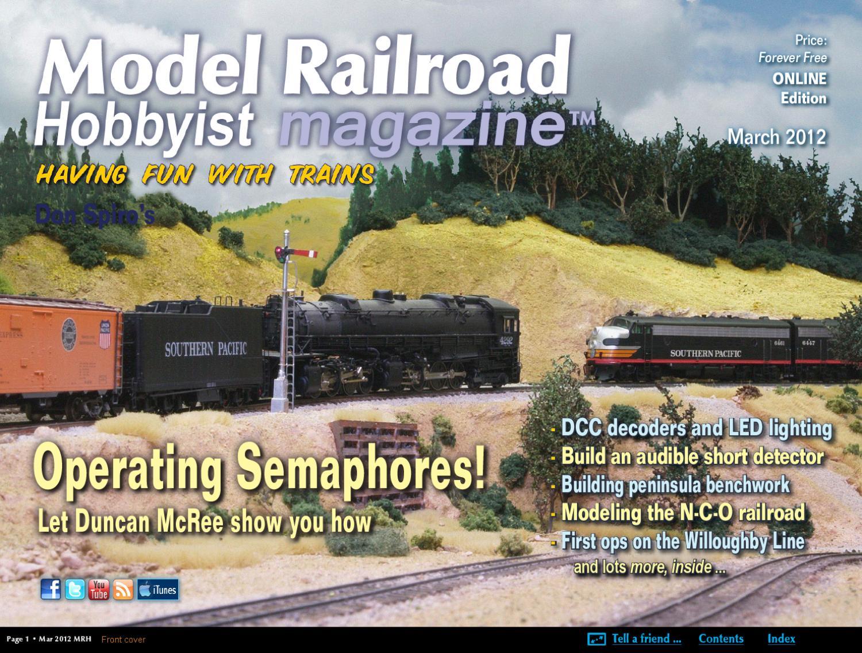 MRH Mar 2012 - Issue 25 by Model Railroad Hobbyist ...