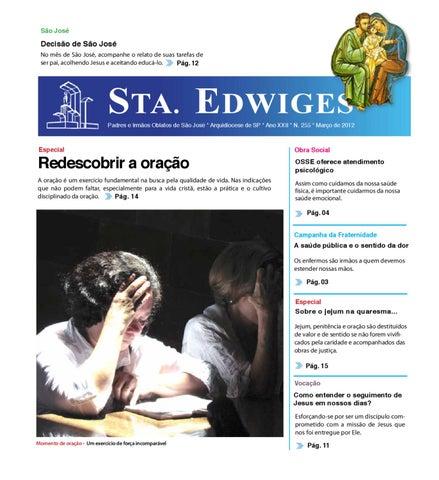 [Jornal Sta. Edwiges (Março/2012)]