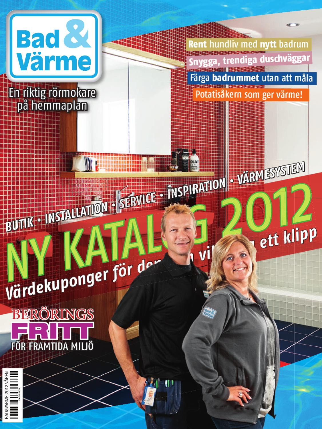 Bad och värme katalogen by kw reklam   issuu