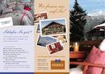 Högerle - Schöne Ferien Flyer 2012
