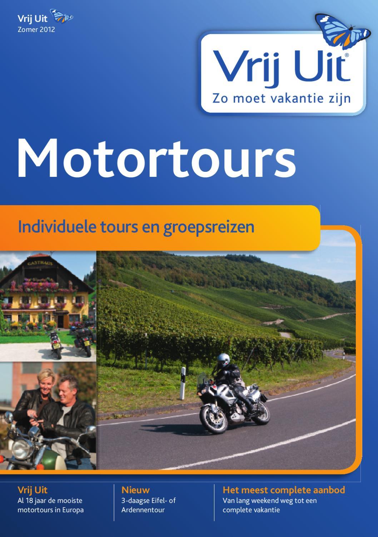 Vrij Uit Motortours Zomer 2013 by Joeri Van Peel - issuu