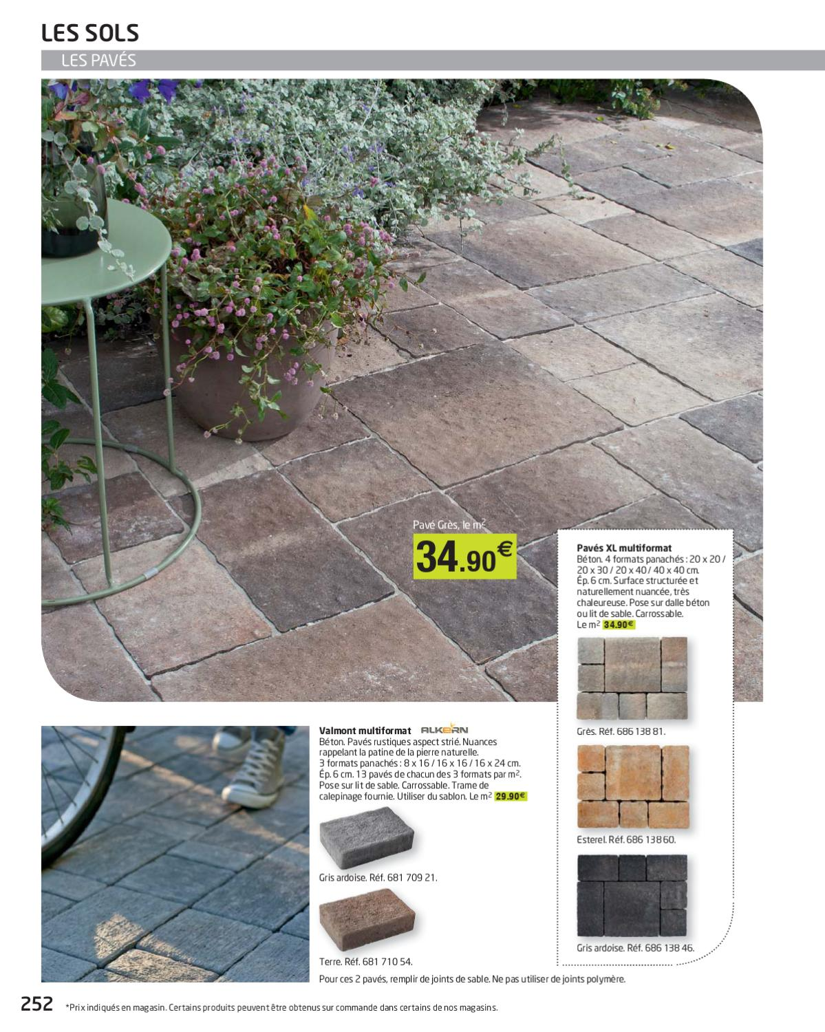 Catalogue jardin leroy merlin by marcel issuu for Catalogue leroy merlin jardin