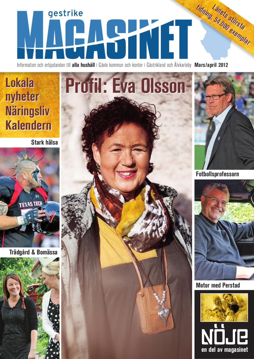Gestrike magasinet nr 3 2012 by gestrike media   issuu