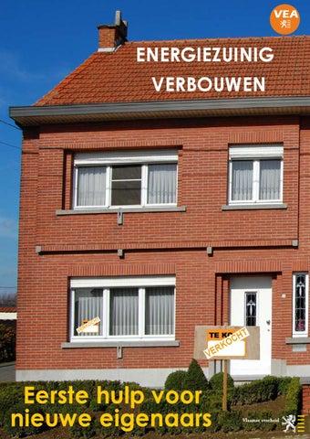Energiezuinig verbouwen eerste hulp voor nieuwe for Energiezuinig huis