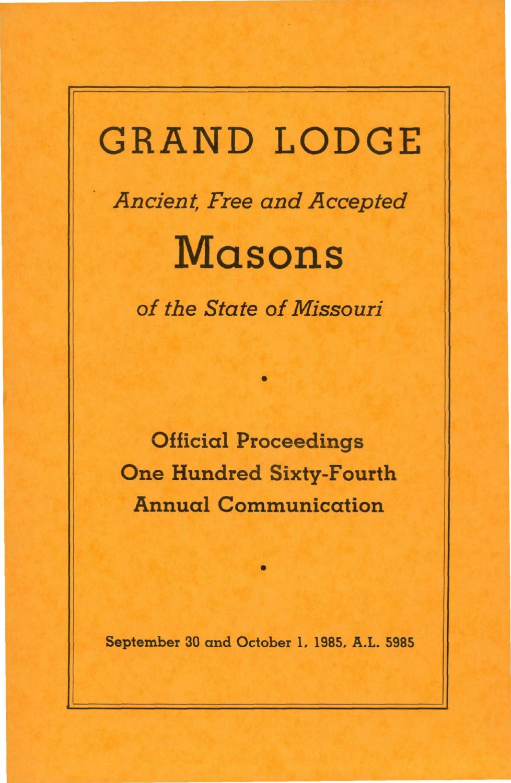 Freemasons For Dummies  April