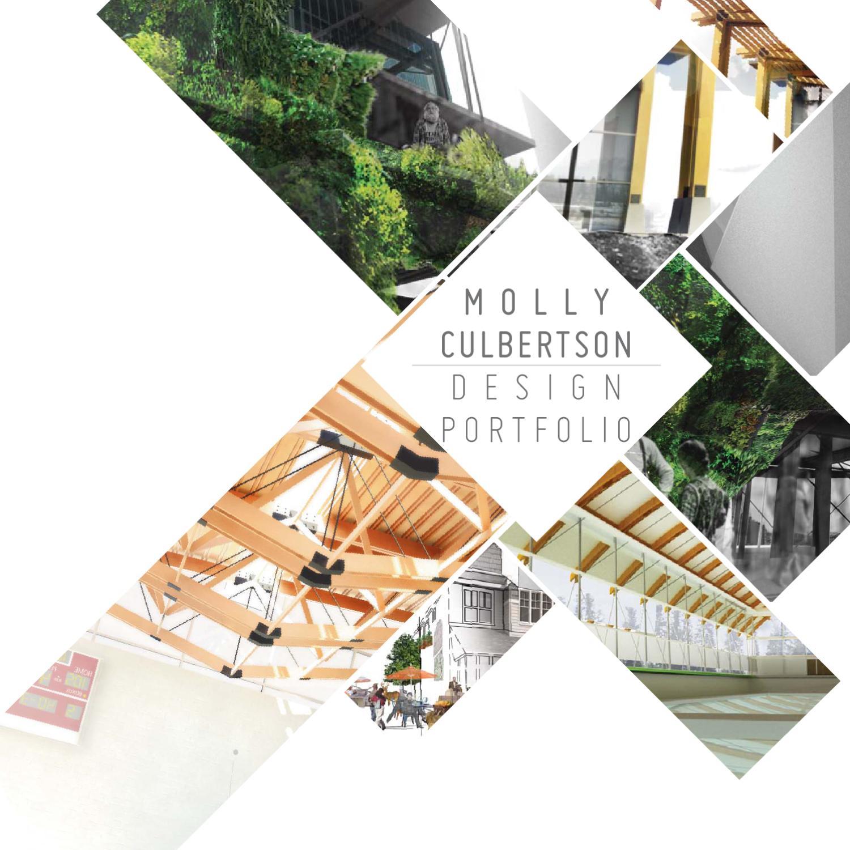 Professional Designers: 2012 Professional Design Portfolio By Molly Culbertson