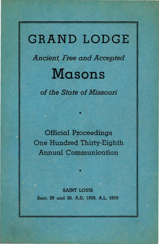 Masonic lodge oklahoma essay