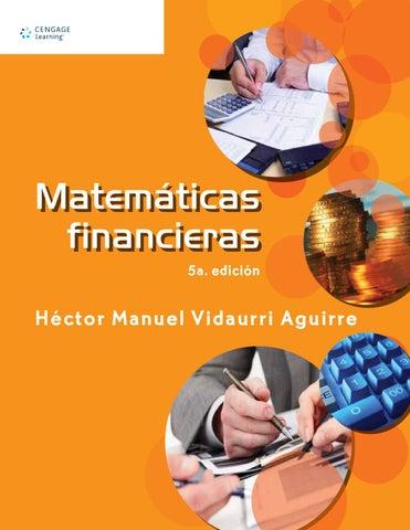 AGUIRRE HECTOR MANUEL FINANCIERAS VIDAURRI MATEMATICAS PDF