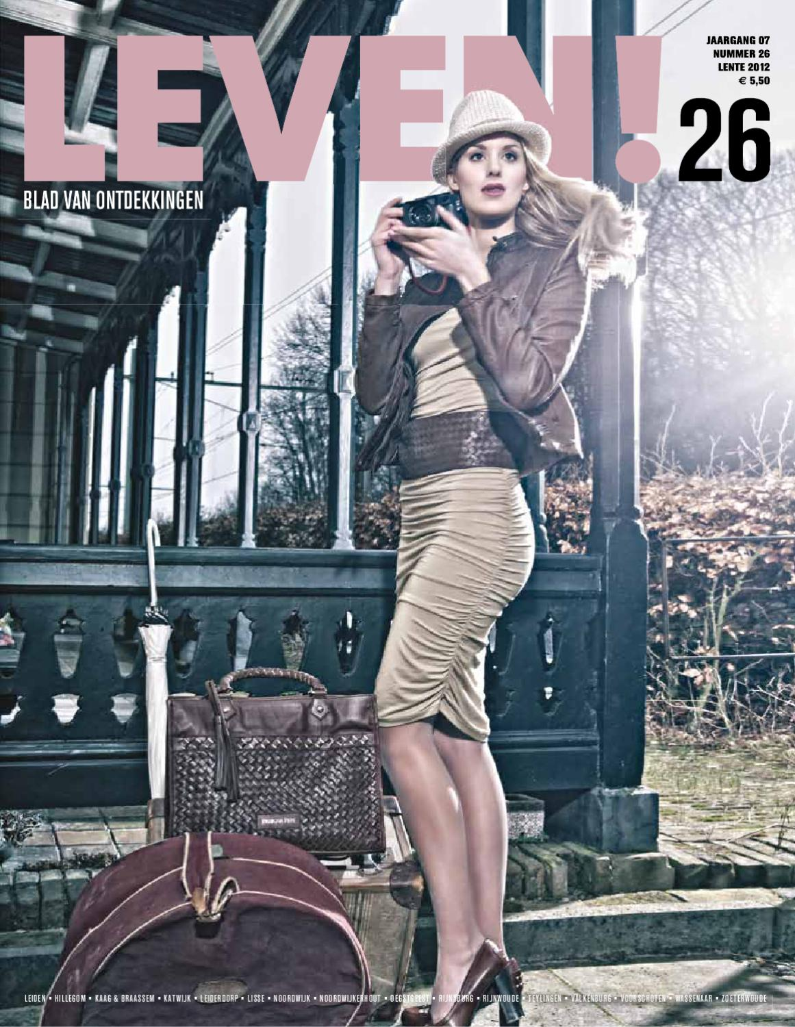 LEVEN! Magazine Leiden winter 2012 by Zabriski Media - issuu