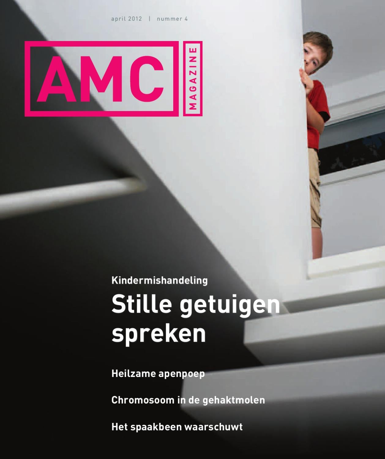 AMC Magazine november by Academic Medical Center - issuu