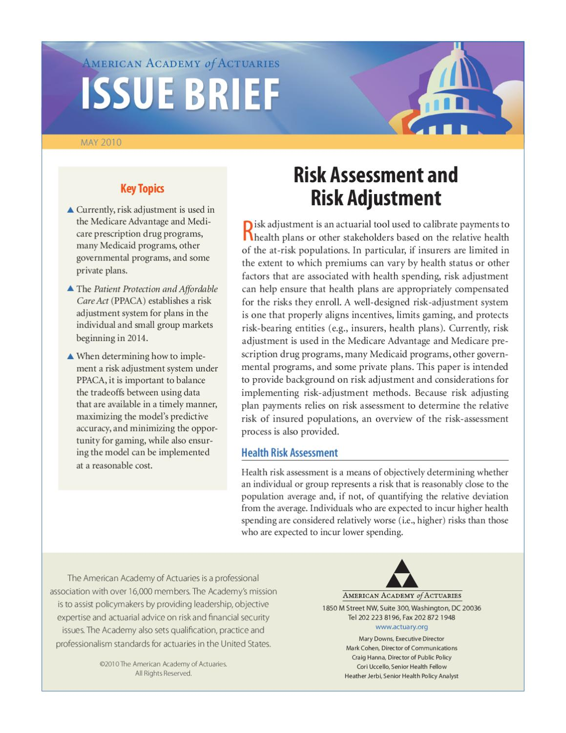 medicare policy analysis Medicare at 55 note: nothing written here should be construed as necessarily reflecting the views of the national center for policy analysis or as an attempt to aid or hinder the passage of any legislation.