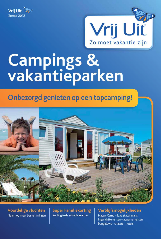 Vrij uit camping vakanties by joeri van peel   issuu