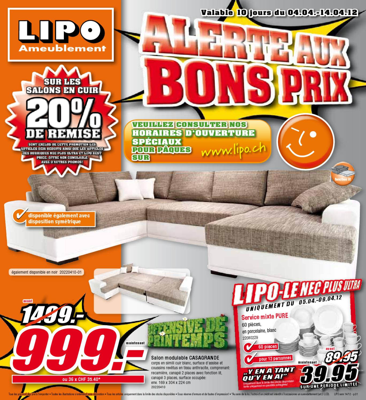 Lipo meubles lausanne