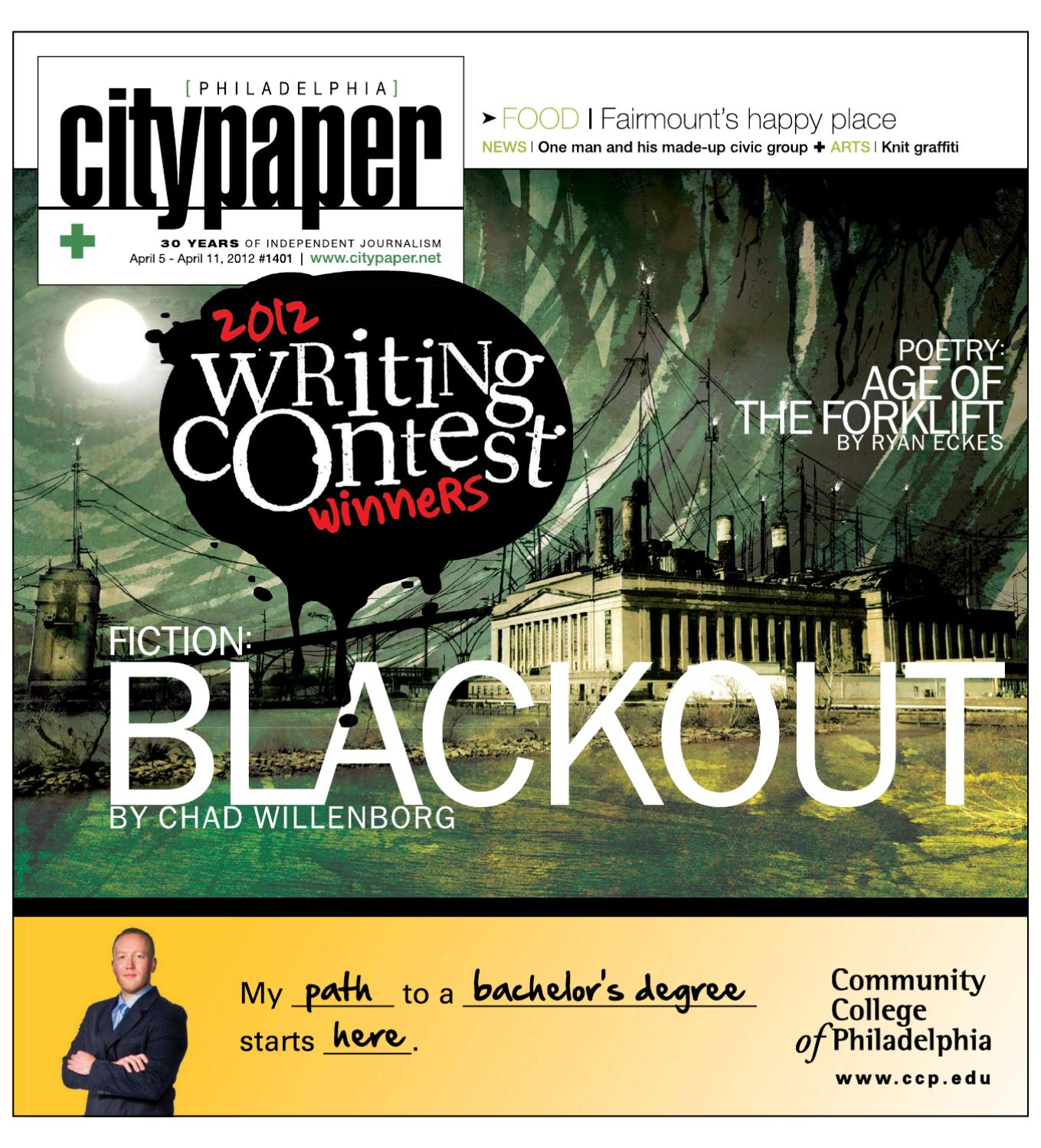 city paper philadelphia What is the cost to advertise in the city paper the city paper is one of the larger weekly newspapers in the philadelphia, pa area the newspaper has a weekly.