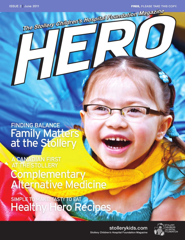 Hero 2 By Stollery Children S Hospital Foundation Issuu
