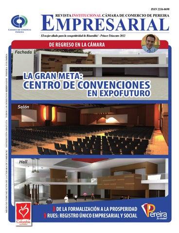 Revista Empresarial I 2012