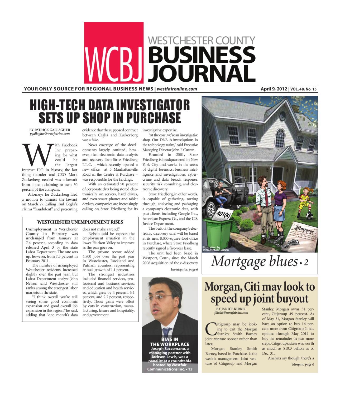 westchester business journal by wag magazine issuu