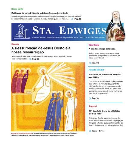 [Jornal Sta. Edwiges (Abril/2012)]