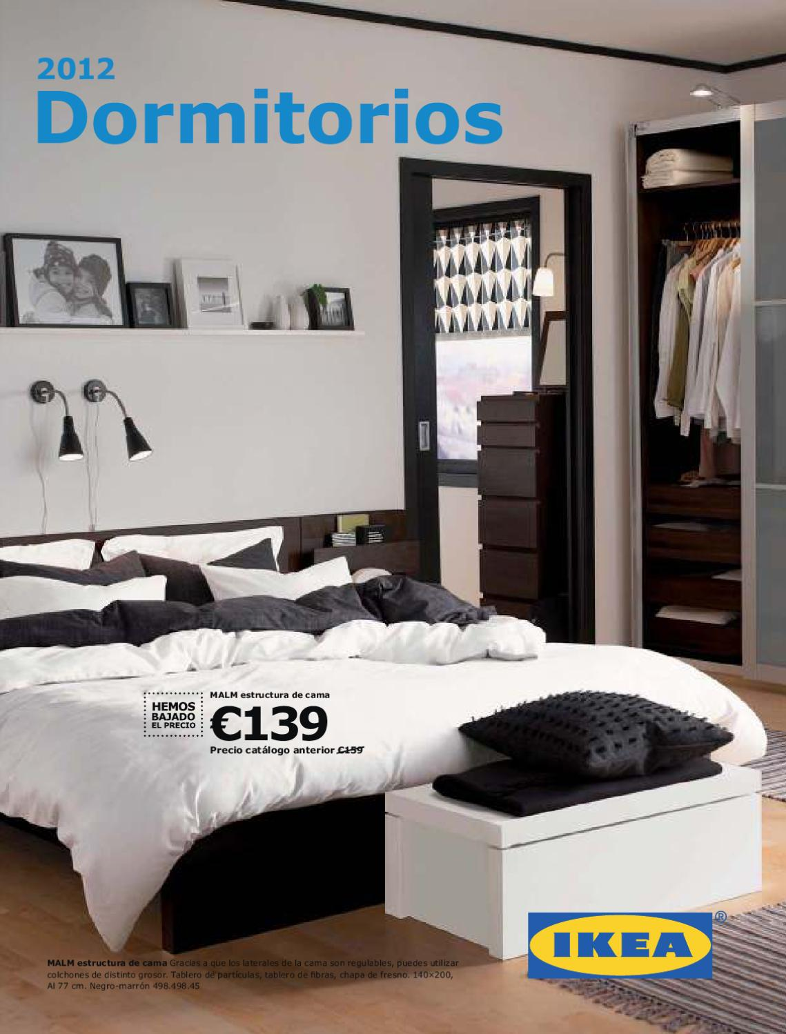 Ikea catálogo dormitorios 2014 by supercatalogos.es   issuu