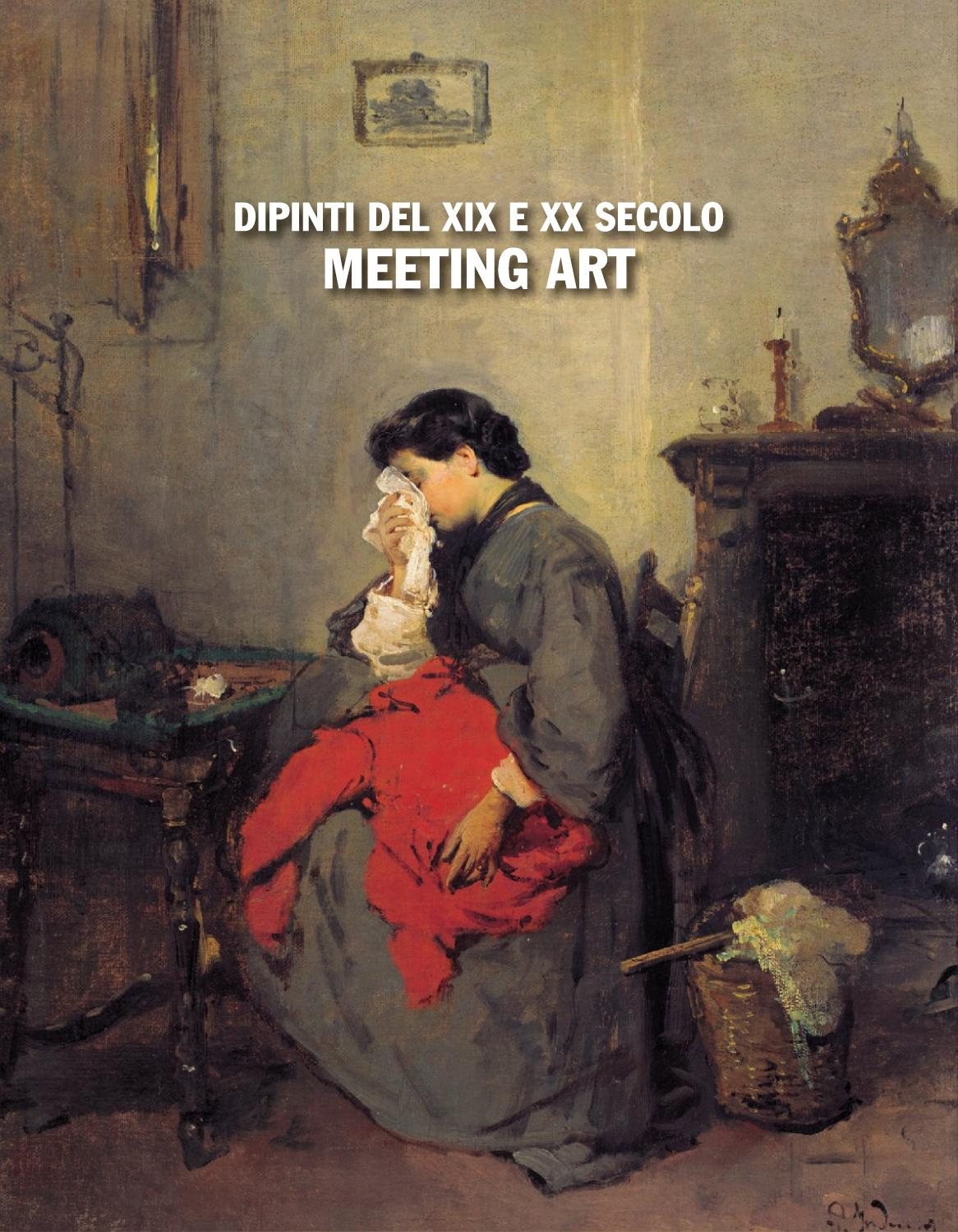 Asta 740 dipinti del xix e del xx secolo by meeting art for E case del sater