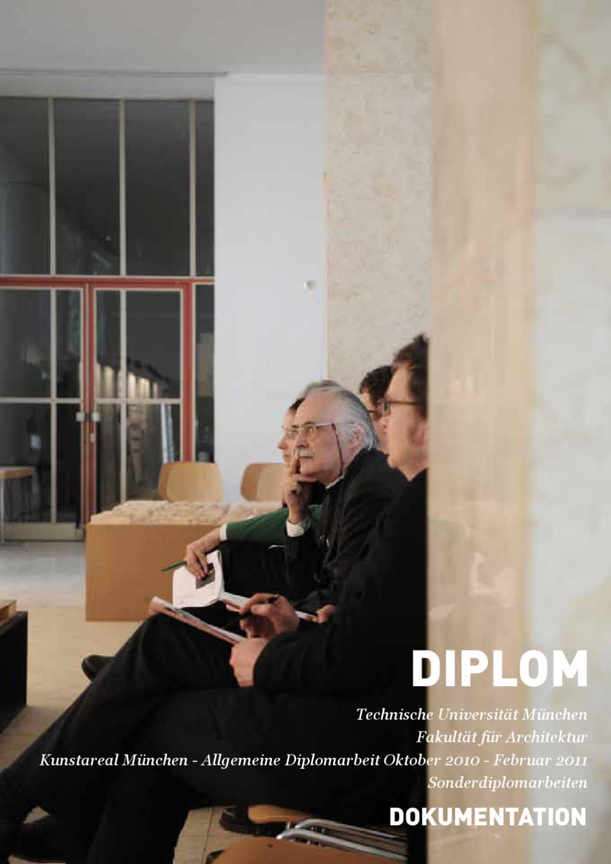 TUM Fakultät für Architektur - Magazin - Diplom 2009/2 by Martin ...