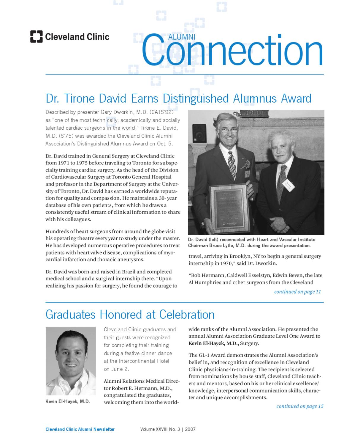 pvm report 2013 annual report by purdue university issuu cleveland clinic alumni connection vol xxviii no 3 2007