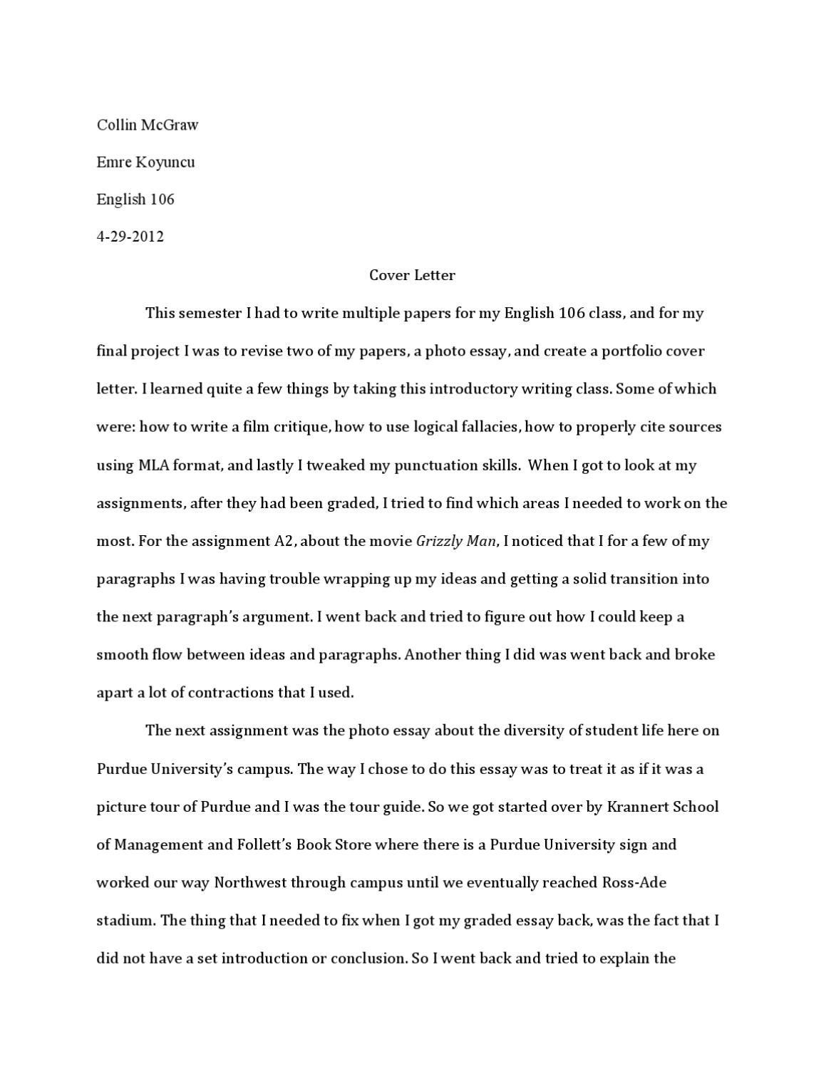 final portfolio cover letter by collin mcgraw