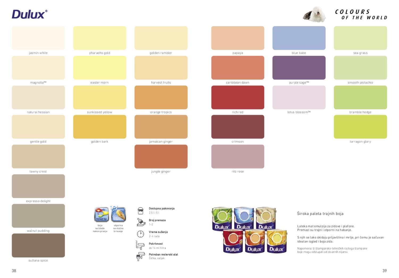 dulux paleta boja 2011 srb by edin dikoli page 21 issuu. Black Bedroom Furniture Sets. Home Design Ideas