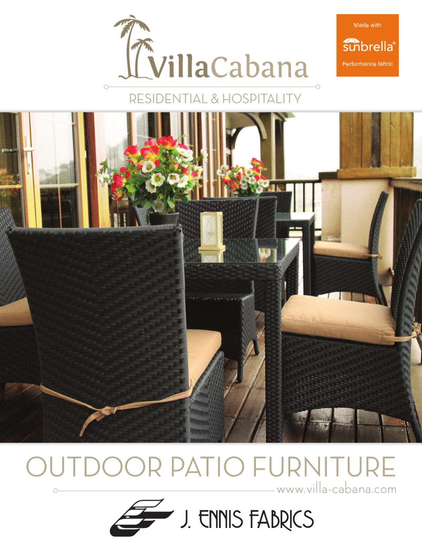 J ennis outdoor furniture