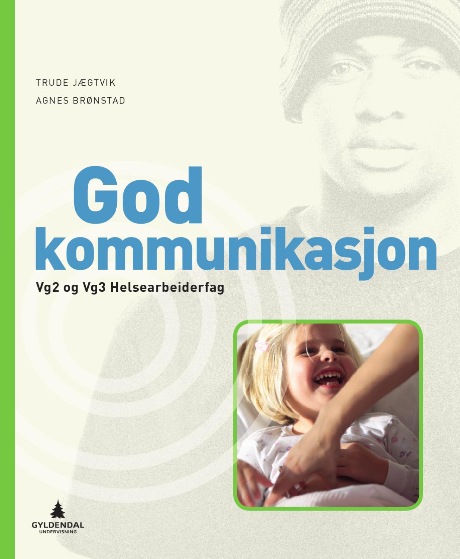 God kommunikasjon bok