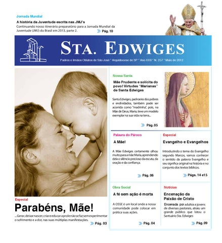 [Jornal Sta. Edwiges (Maio/2012)]