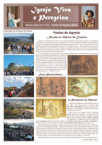 [Igreja Viva e Peregrina – Edição Especial 02 2010]