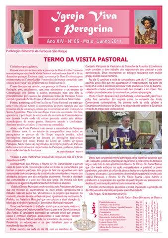 [Igreja Viva e Peregrina – Maio/Junho 2011]