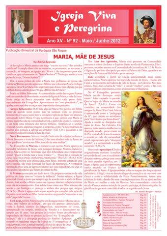 [Igreja Viva e Peregrina – Maio/Junho 2012]